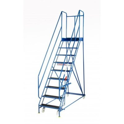 Mobile Steps with Handlock Anchorage from Step and Store