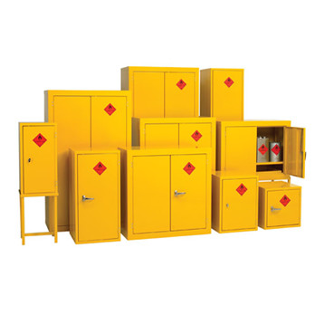 HAZARDOUS STORAGE