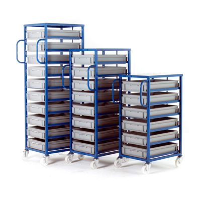 Mobile Tray Racks