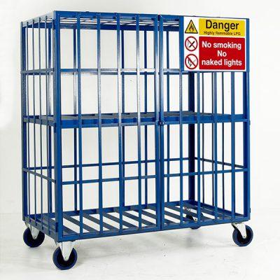 Cylinder Storage Cage Accessories