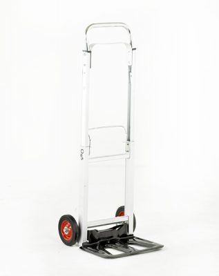 Aluminium Folding Sack Truck by Step and Store