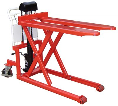 Skid Lifter by Step and Store
