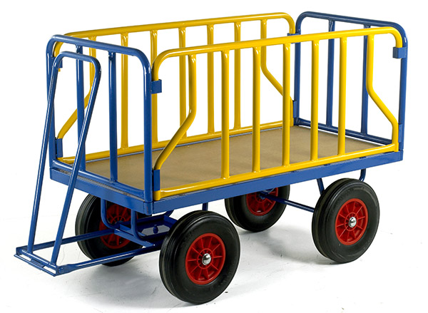 Hand Pull Trailers