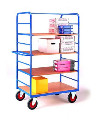 Standard Shelf Truck by Step and Store