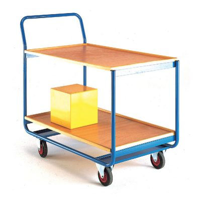TT160 Trolley Series by Step and Store