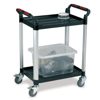 Utility Tray Trolleys by Step and Store