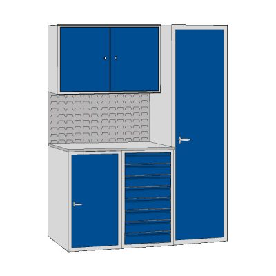 Euro Cabinet - ECE by Step and Store
