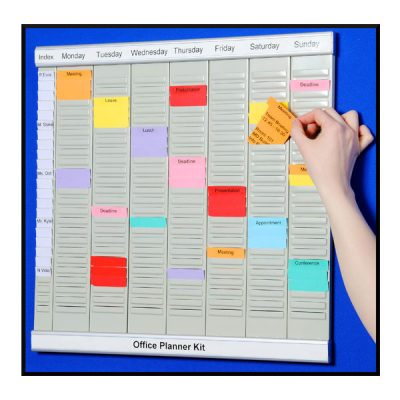 Office Planner Kit by Step and Store