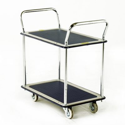 Multi Tier Platform Trolley by Step and Store