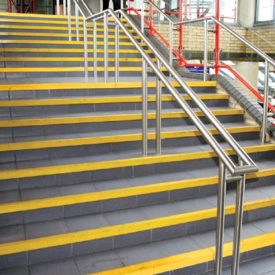 COBAGRIP Stair Nosing by Step and Store