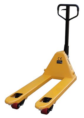 Very Heavy Duty Pallet Truck by Step and Store