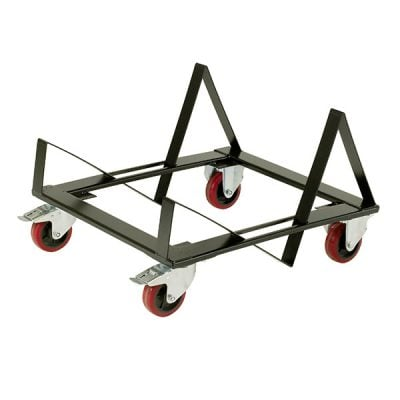 Stacking Chair Trolley by Step and Store