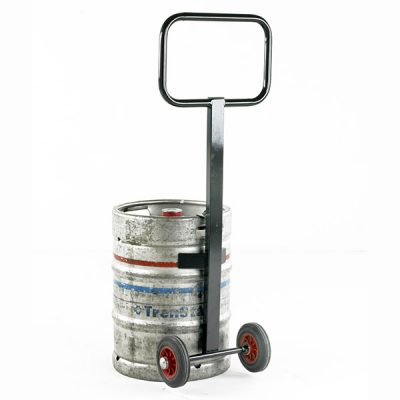 Keg Trolley by Step and Store