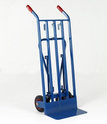 Super Heavy Duty 3 Position Sack Truck by Step and Store