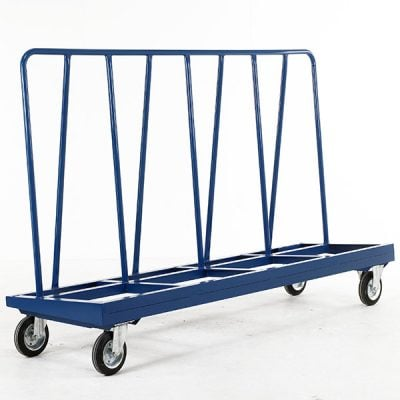 Hi-Frame Plate Truck by Step and Store
