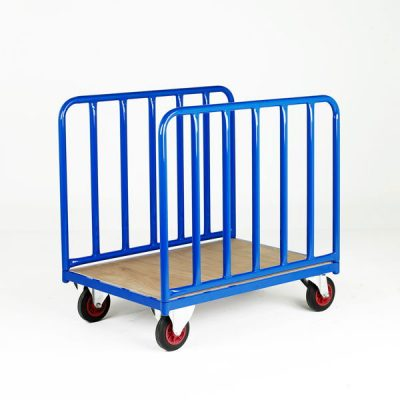 Long Goods Platform Truck by Step and Store
