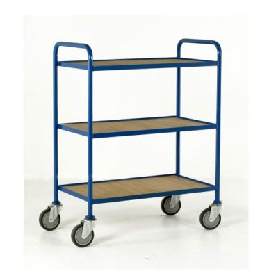 Tray Trolley by Step and Store
