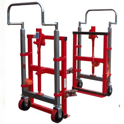 Hydraulic Furniture & Equipment Mover Sets by Step and Store