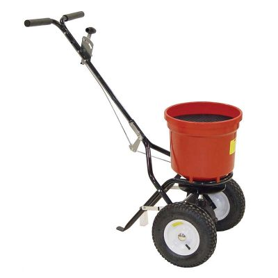 Spreader 22kg Step and Store
