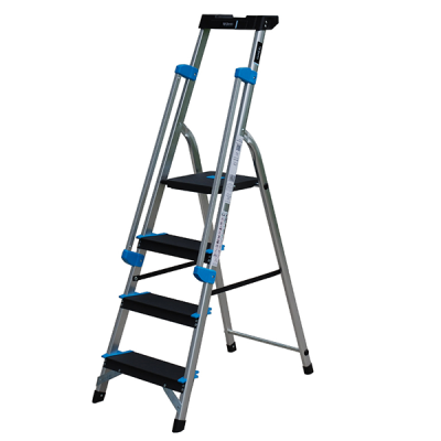 Premier XL Platform Step Ladders by Step and Store