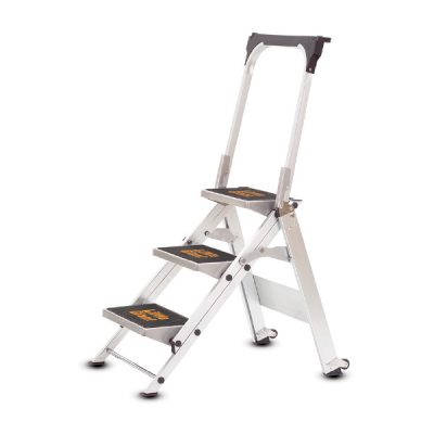 Little Giant Safety Steps by Step and Store