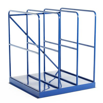 Full-Height Sheet Rack by Step and Store