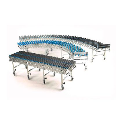 Expanding Conveyors - Skatewheel by Step and Store