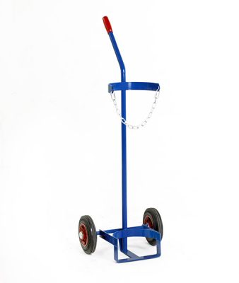 Single Cylinder Trolley by Step and Store