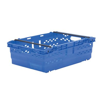 Ventilated Bale Arm Containers (Pack) by Step and Store