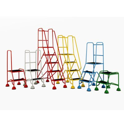 Classic Plus Colour Range by Step and Store