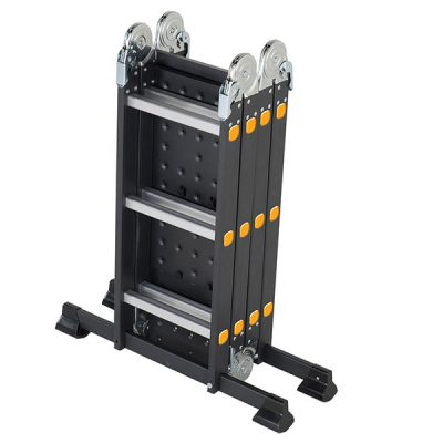 Pro-Adjustable Ladders by Step and Store