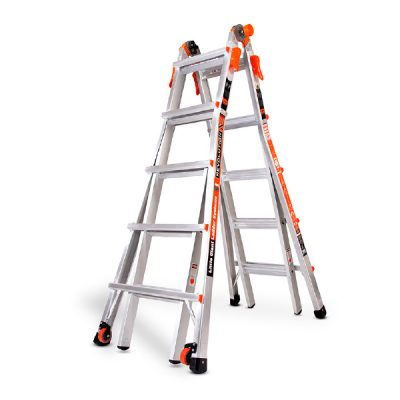 Little Giant Revolution Ladder by Step and Store