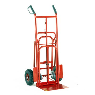 Budget Heavy Duty 3-Way Sack Truck by Step and Store