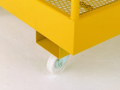 Castors for Access Platform by Step and Store