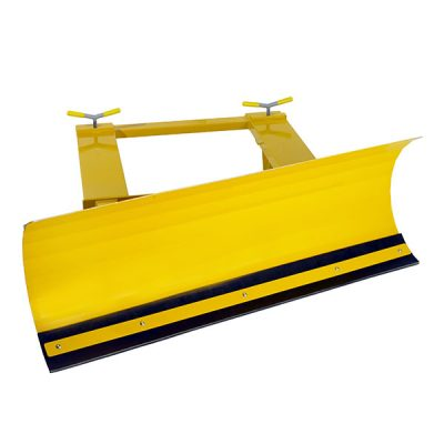 Forklift Snow Plough by Step and Store
