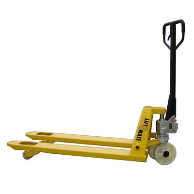Heavy Duty Pallet Truck by Step and Store