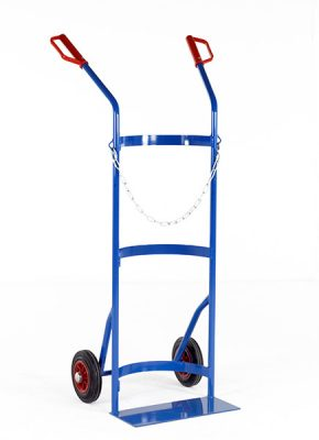 Cylinder Trolley by Step and Store