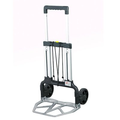 125kg - Telescopic Folding Sack Truck by Step and Store