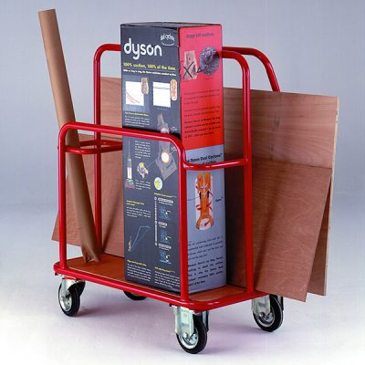 DIY Trolley by Step and Store