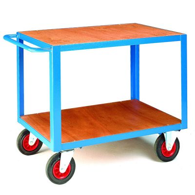 Heavy Duty Table Trucks by Step and Store