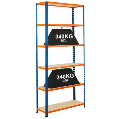 Big 340 Shelving