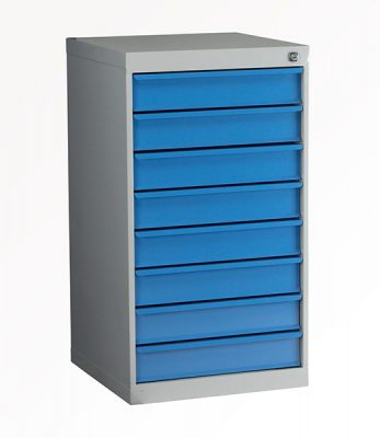 8 Drawer Unit