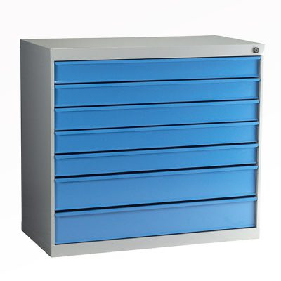 7 Drawer Unit