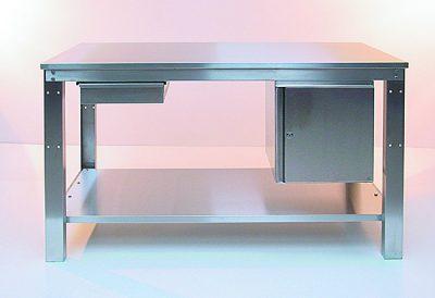 Heavy Duty Stainless Steel Workbench