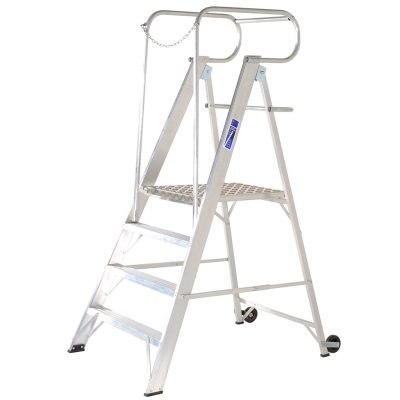 Step and Store Pinnacle™ Midi Work Platform (1274-2031)