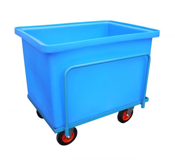 Plastic Container Trucks | Step and Store