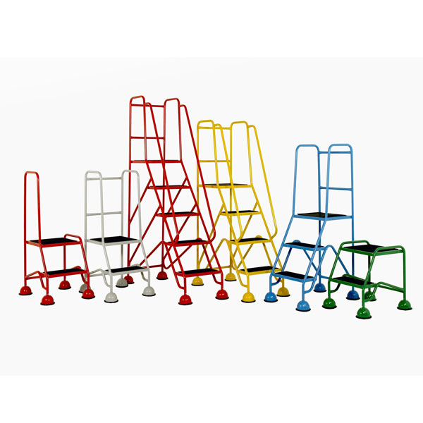 5 Step Ladder by Step and Store