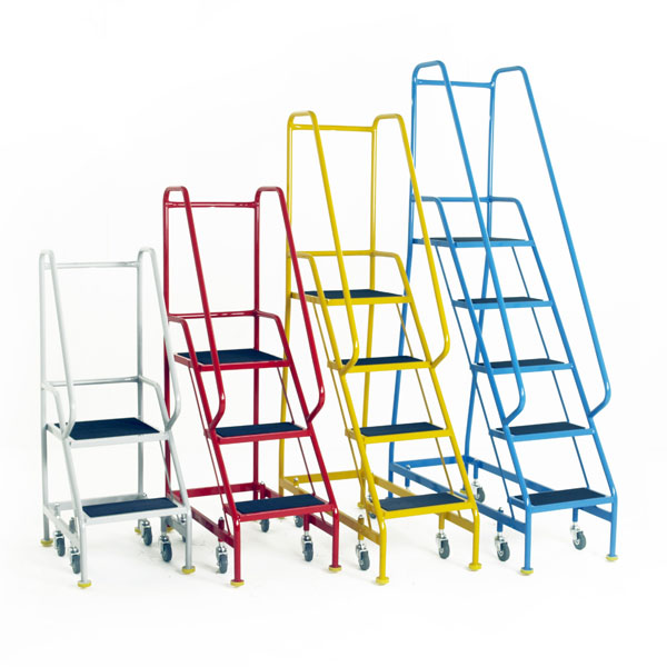 3 Step ladder by Step and Store