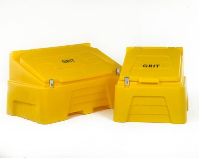 Standard Grit Bin by Step and Store