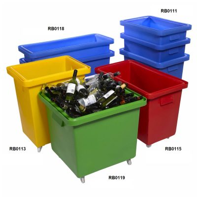 Bottle Bins For Pubs & Bars | Step and Store